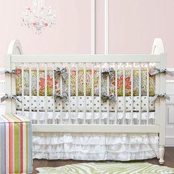 Doodlefish - April Showers Crib Bedding Set - April Showers Crib Bedding Set