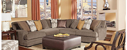 Cindy Crawford Home Fontaine Sectional Reviews