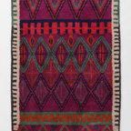 Agadir Twists Rug - This richly-colored rug will add a little softness and warmth underfoot while you brew your morning cup of joe.