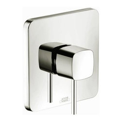 """Hansgrohe - Hansgrohe Axor Urquiola Valve Trim Pressure Balance w/ Lever Handle Less Valve - Axor Urquiola Valve Trim Pressure Balance with Metal Lever Handle Less ValveLever handleFlow rate 6.5 GPM @ 44 PSI7/8"""" shallow extension set available 98860 (sold separately)"""