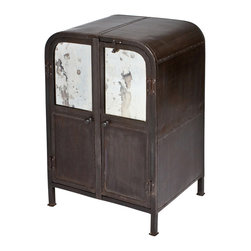 Puri Iron Cabinet - Product Features: