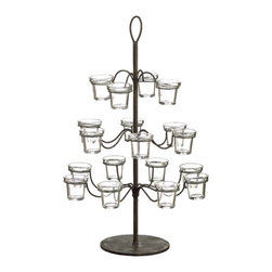 Silk Plants Direct - Silk Plants Direct Paris Wire Votive Candelabra (Pack of 1) - Pack of 1. Silk Plants Direct specializes in manufacturing, design and supply of the most life-like, premium quality artificial plants, trees, flowers, arrangements, topiaries and containers for home, office and commercial use. Our Paris Wire Votive Candelabra includes the following: