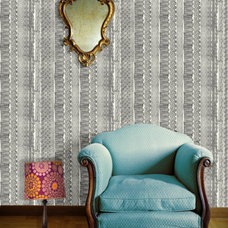 Eclectic Wallpaper by Louise Body