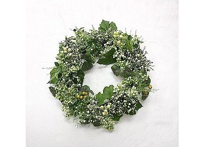 Traditional Wreaths And Garlands by Kmart