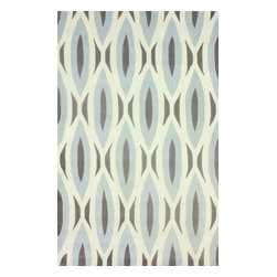 nuLOOM - Contemporary 5' x 8' Slate Hand Tufted Area Rug BC60 - Made from the finest materials in the world and with the uttermost care, our rugs are a great addition to your home.