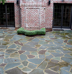 Blue Stone and Stone Tile - Brickside Paving