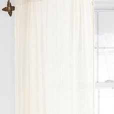 modern curtain poles by Urban Outfitters