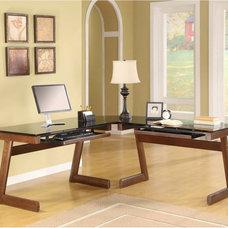 Modern Desks by Hayneedle