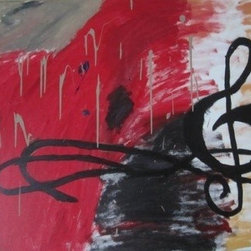 Vivid Music (Original) By Joyce Mae - Music is an expression of the soul and a symbol of our inner beauty.