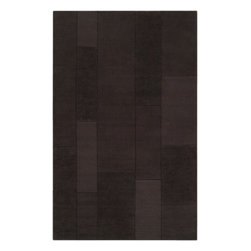 Surya - Hand Loomed Bristol Wool Rug BRT-2928 - 8' x 10' - Through the use of the freshest colors in the home fashion world, we have update a classic. Surya's Bristol Collection is comprised of solid, tone on tone rugs with carved details. This magnificent grouping of casual colors and textures will integrate seamlessly into any home's decor.