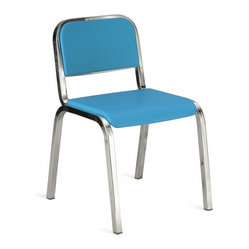 Nine-0 Stacking Chair, Soft Back