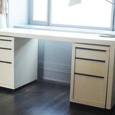 Modern Desks And Hutches by Aguirre Design