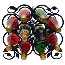 Mediterranean Wine Racks by Timeless Wrought Iron