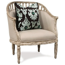 Eclectic Chairs by McEntire Design Group
