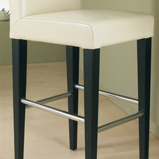 contemporary bar stools and counter stools by Rebekah Zaveloff | KitchenLab