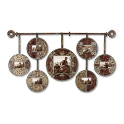 "13546 Aniella, Hanging Photo Collage by Uttermost - Get 10% discount on your first order. Coupon code: ""houzz"". Order today."