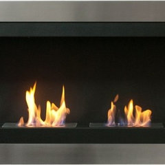 contemporary fireplaces by Modern Home Luxury