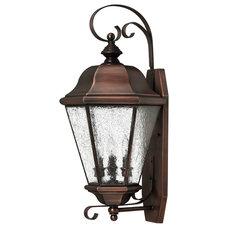 Traditional Outdoor Lighting by Carolina Rustica