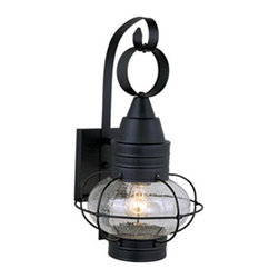 """Vaxcel - Vaxcel OW21881TB Chatham 8"""" Outdoor Wall Light Textured Black - Vaxcel OW21881TB Chatham 8"""" Outdoor Wall Light Textured Black"""