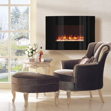 eclectic fireplaces Dynasty Fireplaces