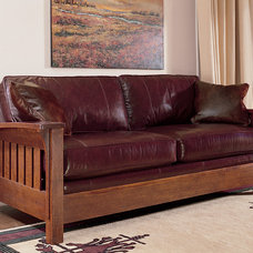 Craftsman Sofas by Stickley Furniture