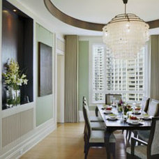Traditional Dining Room by BWArchitects (formerly Basil Walter Architects)