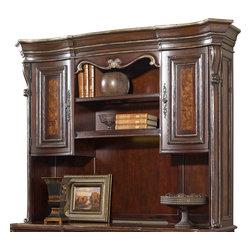 Hooker - Hooker Grand Palais Credenza Hutch - Hooker Furniture Grand Palais Computer Credenza Hutch 5272-10467