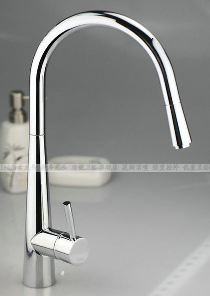 Modern Kitchen Faucets by bathandbedgoods
