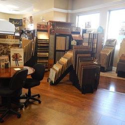 Lomita Showroom - Carpet Spectrum Inc. Lomita Showroom