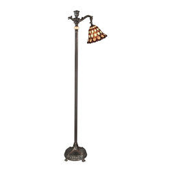 Dale Tiffany - New Dale Tiffany Lamp Bronze Metal Foot - Product Details
