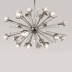 Robert Abbey - Robert Abbey | Sputnik Chandelier - Design by Jonathan Adler, 2011.