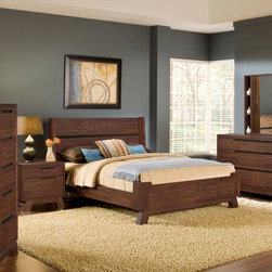 Modus Furniture Portland Bedroom - mark preisler
