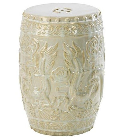 Asian Outdoor Footstools And Ottomans by Lamps Plus