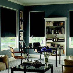 Blackout Roller Shades - Blackout Roller Shades: Block the light starting at $42.43 only at Shades Shutters Blinds!