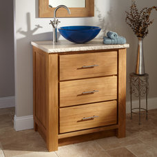 Contemporary Bathroom Vanities And Sink Consoles by Signature Hardware