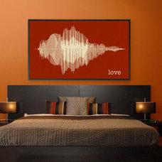 Contemporary Artwork by Bespoken Art