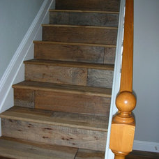 Traditional Hardwood Flooring by Wood Floor Warehouse SLC