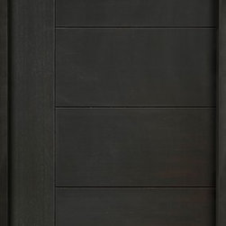 Modern EURO Collection (Custom Engineered Entry Doors) - Modern Euro Collection Solid Entry Door