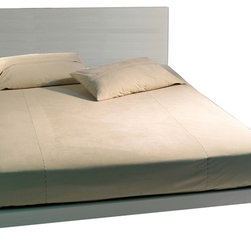 BD-75C Bed - Bed (version where platform does NOT extend beyond mattress)