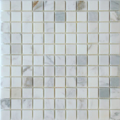 traditional bathroom tile by Calacatta Marble & Mosaic