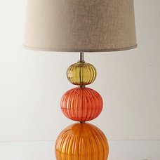 Contemporary Lamp Bases by Anthropologie