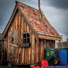 Eclectic Sheds by Windsor Plywood