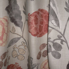 Traditional Curtains by Etsy