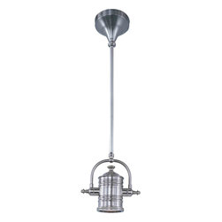 Maxim Lighting - Maxim Lighting 25125 Hi-Bay Pendant - 1 Bulb, Bulb Type: 50 Watt Incandescent