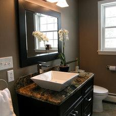 Contemporary Bathroom by Portfolio Kitchen and Home