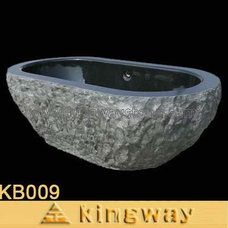 asian bathtubs by Kingway Stone Inc.