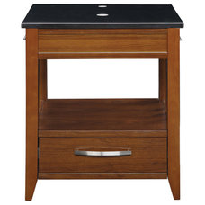 Contemporary Bathroom Vanities And Sink Consoles by PoshHaus