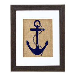 Nautical Anchor Art