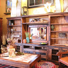 Eclectic  by The Rustic Gallery