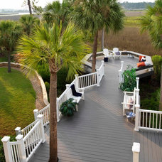 Traditional Deck by TimberTech